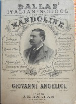 Dallas' Italian School for the Mandoline